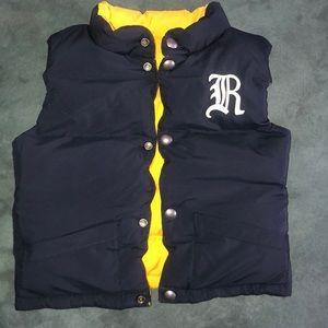 Ralph Lauren Reversible Vest